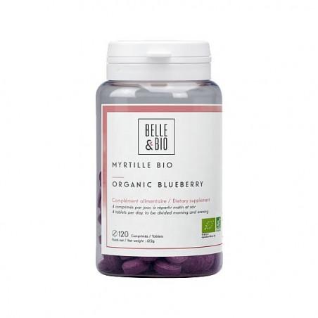 Belle&Bio Myrtille (Pudra Afine) Bio 120 capsule