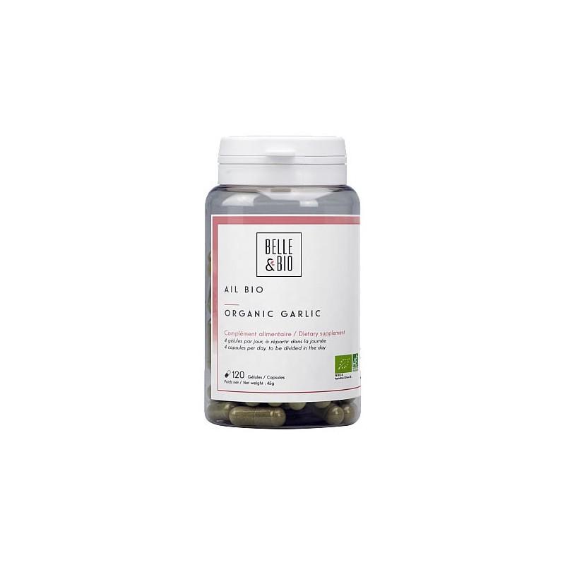 Usturoi Bio 120 capsule, prospect, administrare, efecte, pret, beneficii