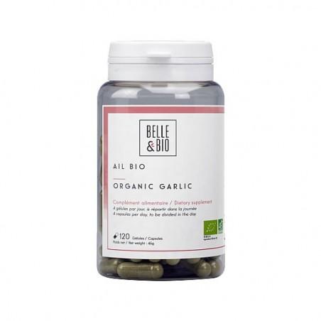 Belle&Bio Usturoi Bio 120 capsule