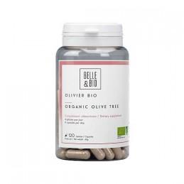 Olivier Bio, frunze de maslin Bio 120 capsule