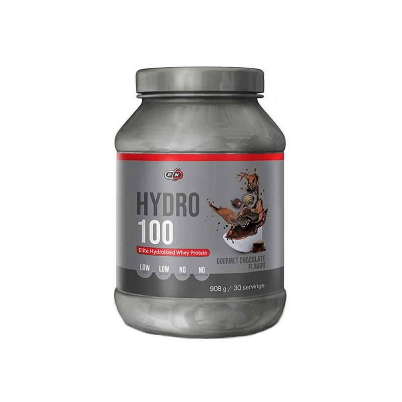 HYDRO 100 (Hidrolizat si Izolat de zer) - 908 grame, pret, efecte, beneficii, masa musculara