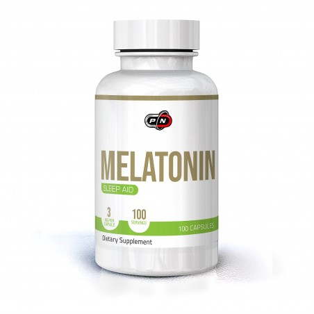 Pure Nutrition USA Melatonina 3 mg - 100 capsule