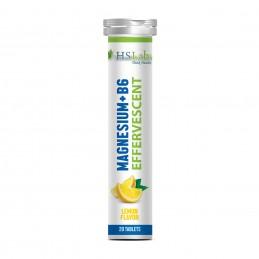 Magneziu marin si Vitamina B6, 240 capsule