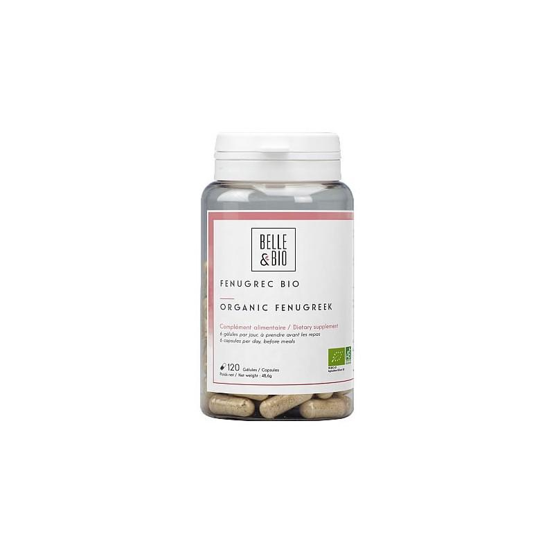 Schinduf Bio (Fenugrec) 120 capsule. Proprietati, beneficii, pret, indicatii, efecte, contraindicatii