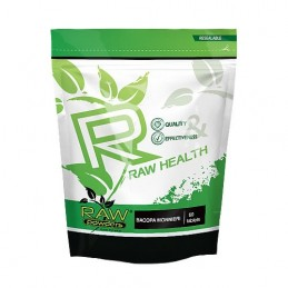 Raw Powders Bacopa Monnieri 500 mg 60 Tablete