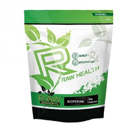 Raw Powders Bioperina 10mg 60 Capsule