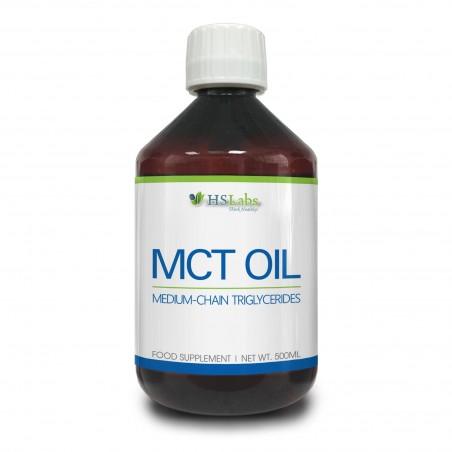 HS Labs MCT OIL 500 ml, Ulei de MCT OIL