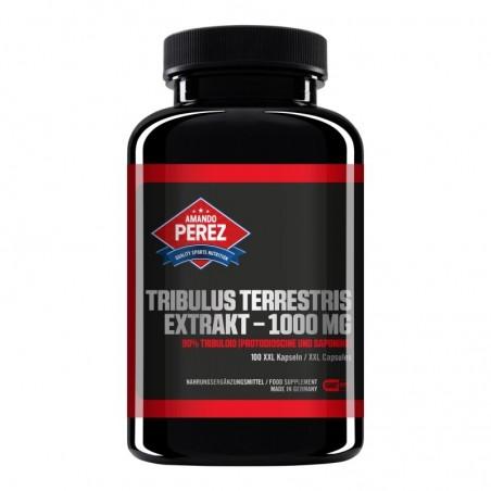 Extract de Tribulus Terrestris - 1000mg - 90% Tribuloid - 100 Capsule Gigant