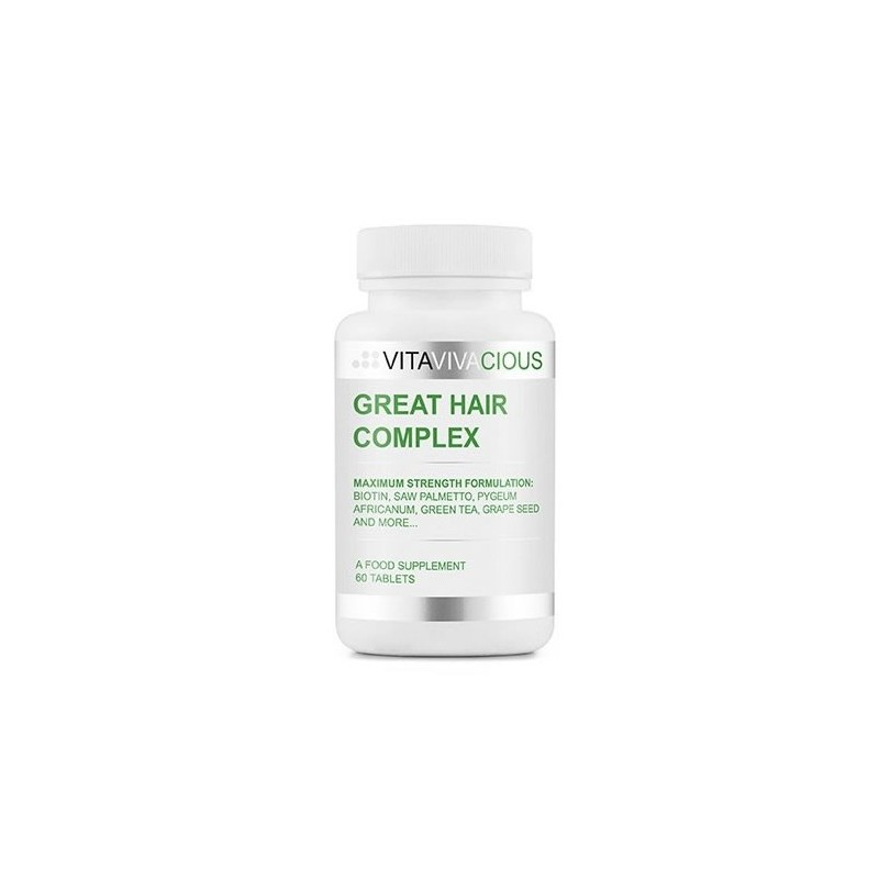 Great Hair Complex (Par frumos) 60 Tablete