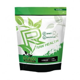 Raw Powders D-Riboza Pudra 250 de grame