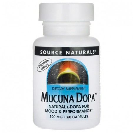 Mucuna L-Dopa 100 mg 60 Capsule