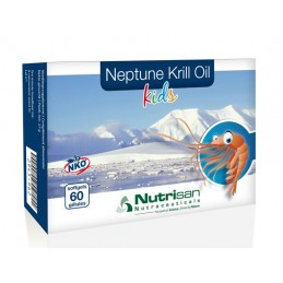 Neptune Krill Oil copii