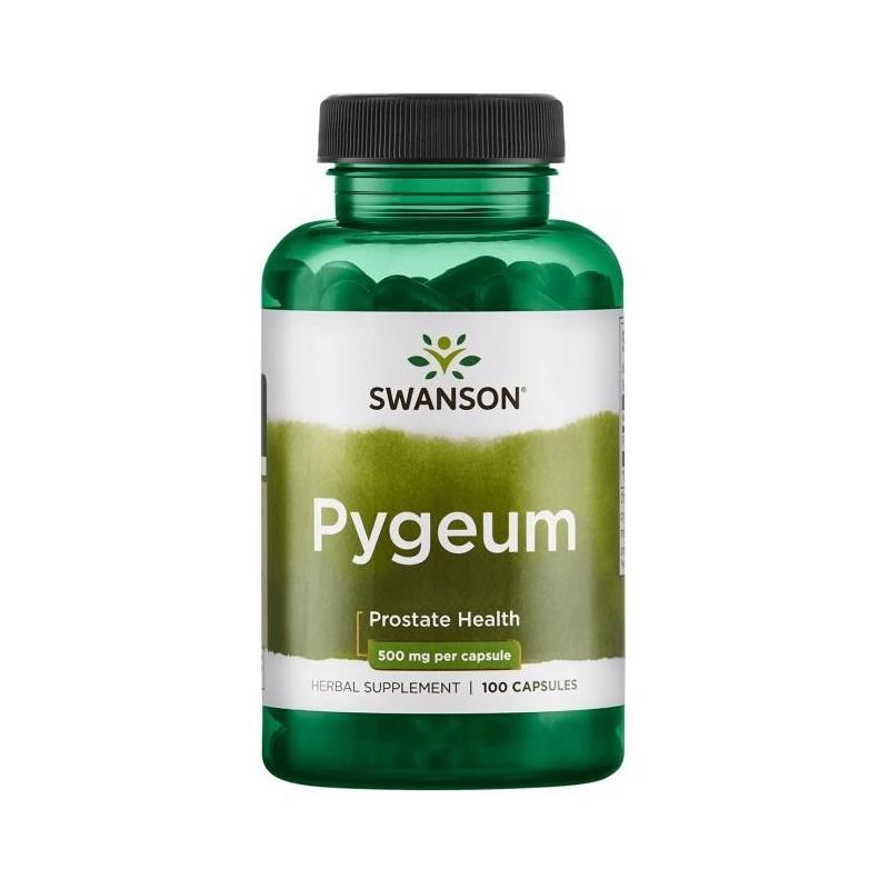 Pygeum 500 mg 100 Capsule, prostata, tratament edem prostata