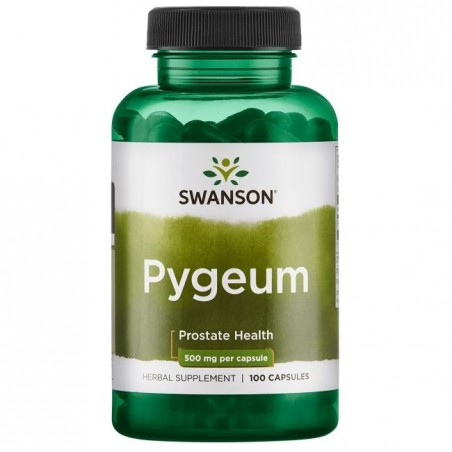 Swanson Pygeum 500 mg 100 Capsule