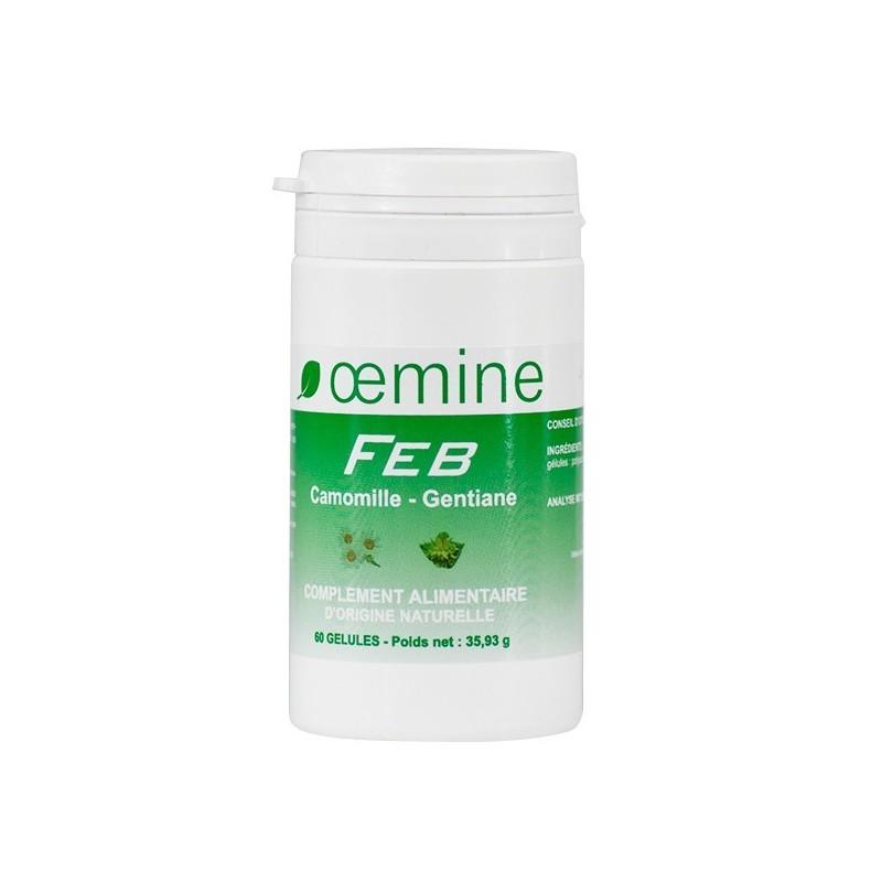 Oemine FEB (Ecxtract musetel) - 60 capsule