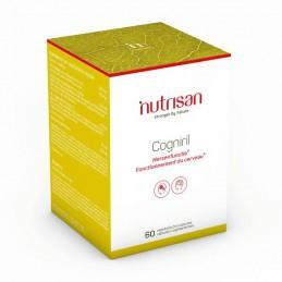 Cogniril (Bacopa monnieri) 60 Capsule, Acetil-L-carnitină, Bacopa monnieri, Ginkgo biloba, Fosfatidilserină, Astaxantina