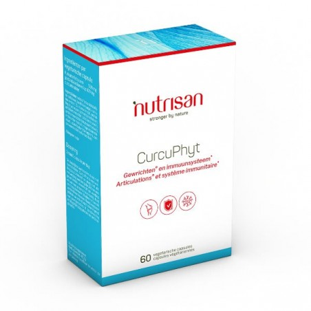 CurcuPhyt, extract Curcumin Phytosome, 60 Capsule