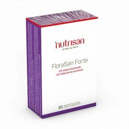 FloraSan Forte, 20 de miliarde de bacterii, 30 Capsule