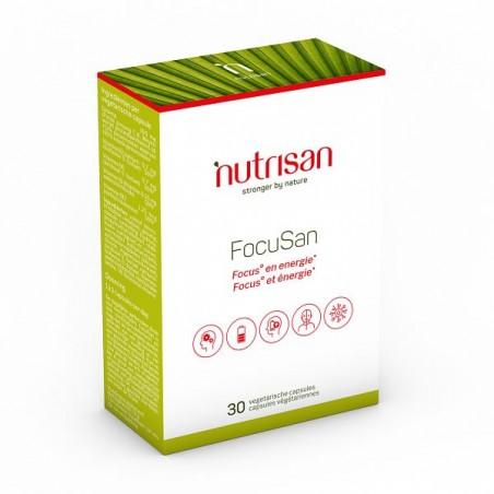 Nutrisan FocuSan (Extract de Ginseng) 30 Capsule
