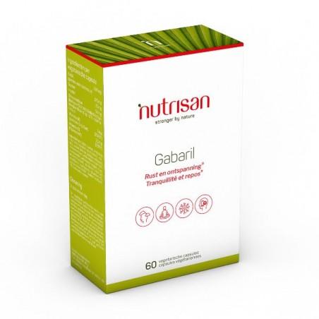 Nutrisan Gabaril (Gaba, B1, B6, Taurina, Inositol) 60 Capsule
