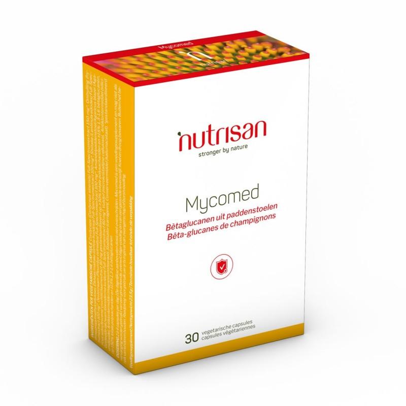 Mycomed 60 Capsule, promoveaza imunitatea naturala