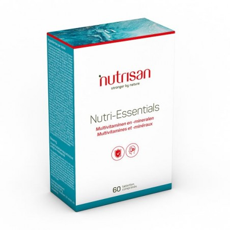 Nutrisan Nutri-Essentials (Multivitamine si minerale) 60 Tablete