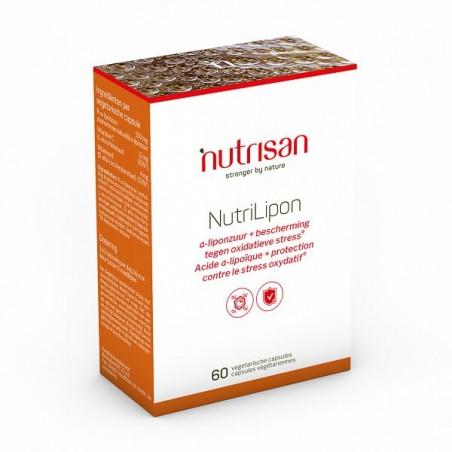 NutriLipon (R-Alpha Lipoic Acid) 60 Capsule