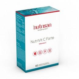 NutriVit C Forte 60 Capsule, Vitamina C, Acerola
