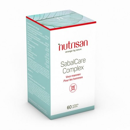 SabalCare Complex (Saw Palmetto, ulei dovleac) 60 Capsule