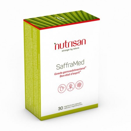 Nutrisan SaffraMed (Extract Sofran) 30 Capsule
