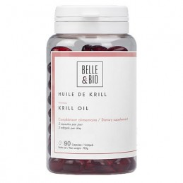 Ulei de krill 90 gelule moi