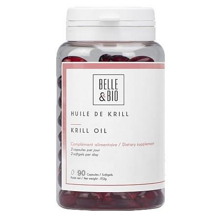 Ulei de krill 90 Capsule