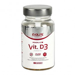 Vitamina D3 2000 UI 120 Capsule, prospect, pret, doze, efecte, indicatii, deficit, pareri