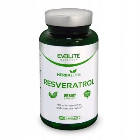Evolite Resveratrol Extract  - 100 Capsule