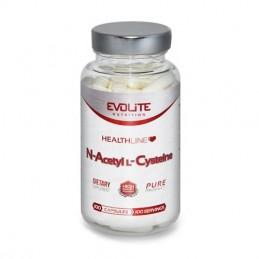 Evolite N-Acetyl L-Cysteine - 300mg - 100 Capsule