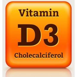 Vitamina D3 lichida, 1.000 UI pe picatura, 20 ml