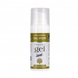 Argint coloidal gel (Silvergel) cu pompa, dezinfectant, 50 ml, antibacterian, dezinfectant