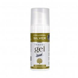 Argint coloidal gel (Silvergel) cu pompa, dezinfectant, 50 ml, antibacterian, dezinfectant