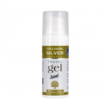 Argint coloidal gel (Silvergel) cu pompa, dezinfectant, 50 ml