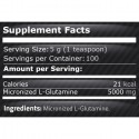 Glutamina Pura 250-500-1000 grame