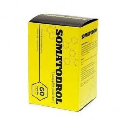 Somatodrol 60 Capsule, pret, efecte, beneficii, prospect, pareri, masa musculara