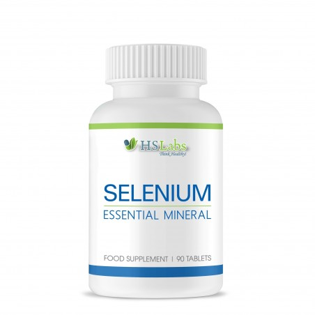 HS Labs Seleniu, 100 mcg, 90 tablete