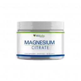Magneziu Citrat pulbere, 200 grame, 200 portii, magneziu pudra, beneficii, prospect, pareri, efecte, pret