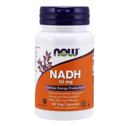 NADH 10 mg 60 Capsule, Nicotinamide adenine dinucleotide, pret, prospect, efecte, pareri, doze, beneficii
