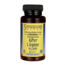 L-Arginine / L-Citrulline - 60 Capsule