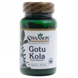 Gotu Kola, 435 mg, 60 Capsule