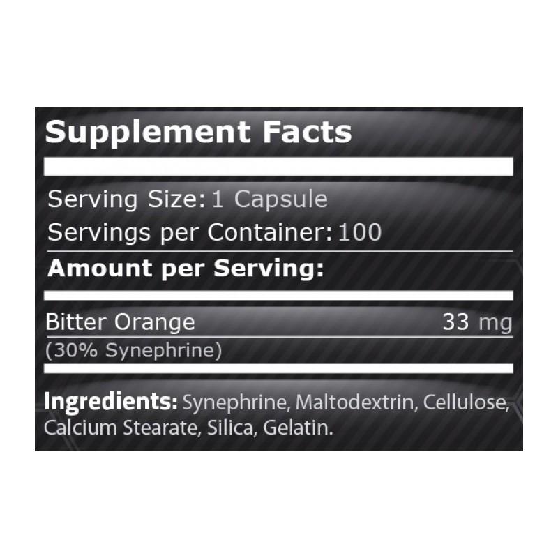 p. pierdere în greutate synephrine
