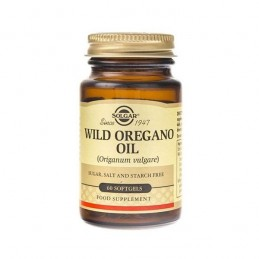 Wild oregano oil, Ulei Oregano 175mg 60 gelule, pret, prospect, beneficii, efecte, pareri, doze
