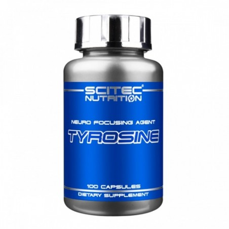 Scitec L-Tirozina 500 mg 100 Capsule