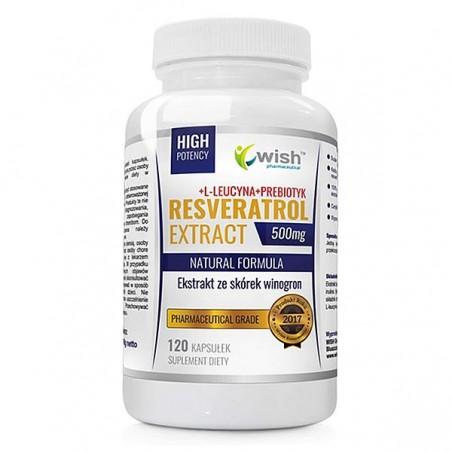 Resveratrol Extract 120 Capsule